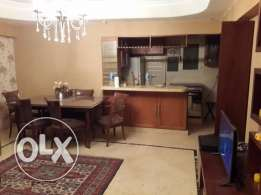 Furnished Flat With Opening Kitchen For Rent In Maadi