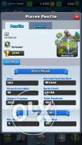 Clash Royale 3200 trophies lava lvl 2,princess level 2 .,log