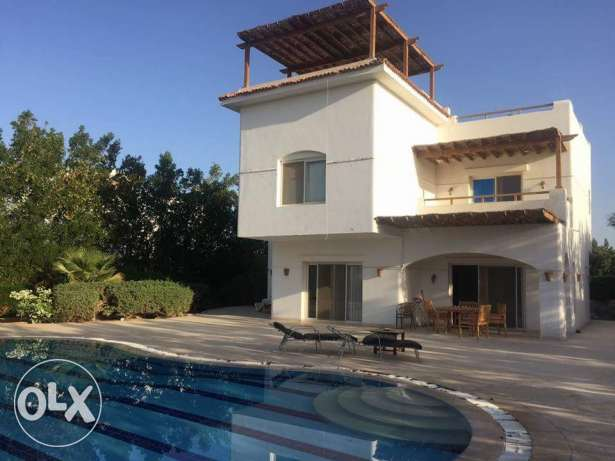 villa in hurghada 320 m buildings on 1550 m land in south golf sale