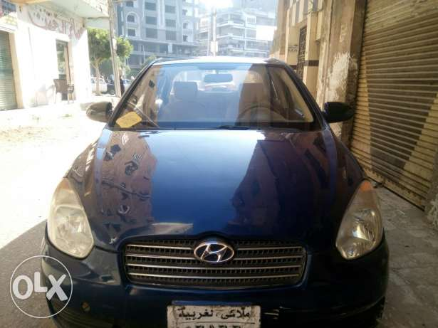 Hyundai new accent automatic طنطا -  5