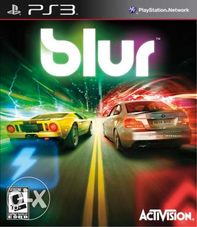 Blur CD PS3