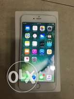 iphone 6plus 128G zeroooبكل حاجاته