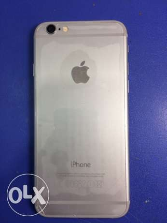iPhone 6 16 GB White silver المعادي -  3
