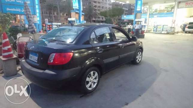 Kia Rio 2008 for Sale Great Condition. للبيع كيا ريو موديل 2008