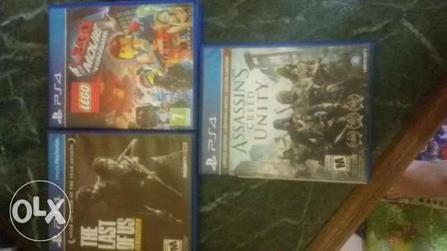 The last of us and assassins creed