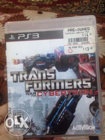 trans formers war for cybertron بولاق الدكرور -  2