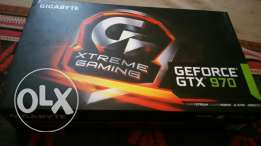 Gtx 970 Xtreme Sealed and new