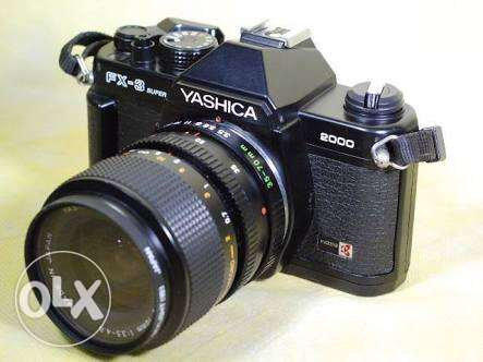 Yashica fx - 3 2000 super