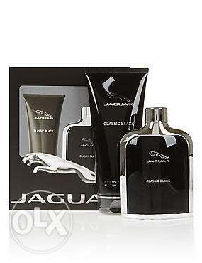 JAGUAR Classic Black Bath Set (Made in Italy) المعادي -  1