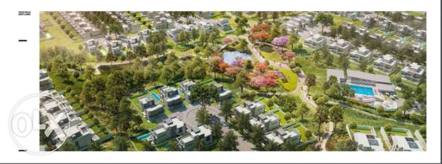 Live the Luxury at Palm Hills New Cairo