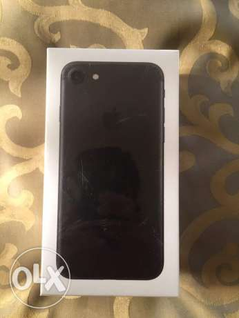 Iphone 7 128 matt black