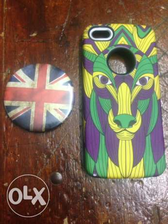 Goat Cover for Iphone 5 & 5s