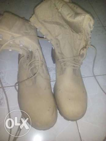 Army boots (UK)
