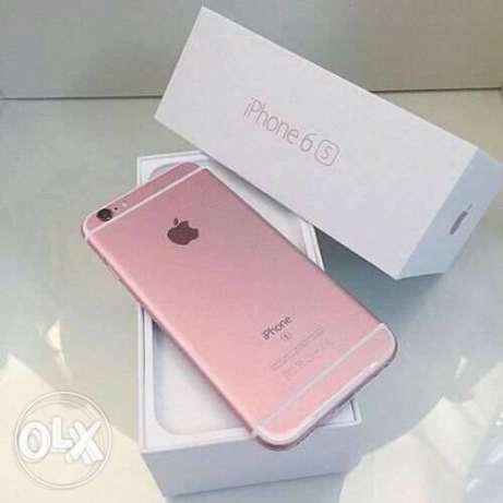 iphone 6s 16 rose-gold