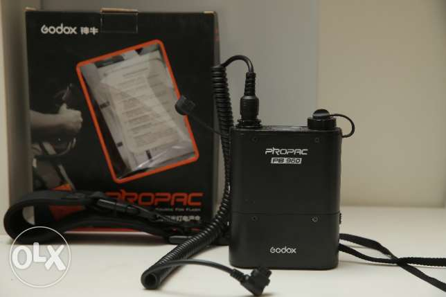 godox power pack for flashes
