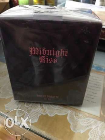 MIDNIGHT KISS by primark UK made in france sealed in the box 60 ml
