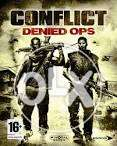 ps3 CONFLICT DENIED OPS for sale or trade