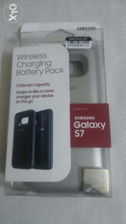 Wireless charging battery Samsung S7