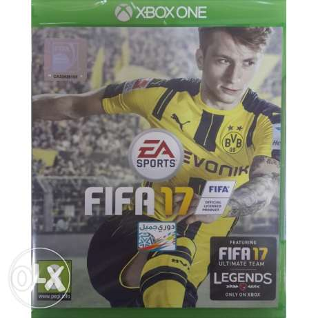 FIFA 17 Xbox One Arabic Commentary