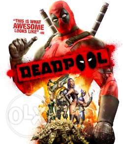 Deadpool Videogame for Pc