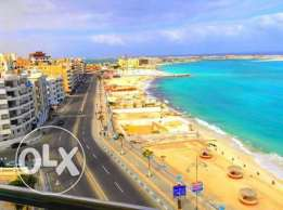 Offer New Year's arrival of 18,000 bought an apartment in Matrouh2017