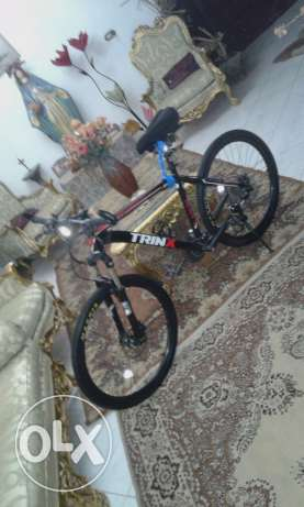 bicycle trinx x3 new