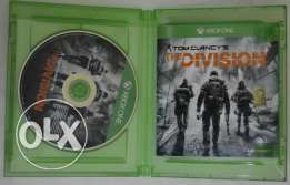 The Division xbox one like new للبيع فقط