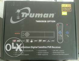 Truman 9090b Option Receiver