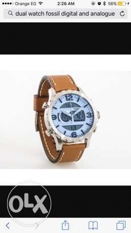 fossil men's watch المنتزه -  7