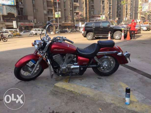 honda shadow aero 750cc model 2011