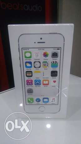 IPhone 5s _ New _ Gold _ 16G