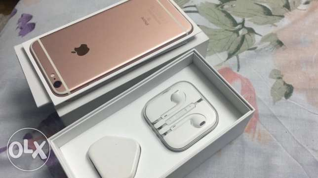 Apple iPhone 6S Plus Rose Gold 64GB For Sale مدينة نصر -  3