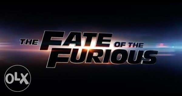 The fate of the furious بافضل جوده عند نزوله