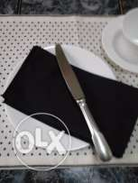 Set of Placemats With Napkins طقم مفارش سفرة