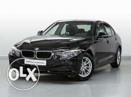 BMW 318 exclusive