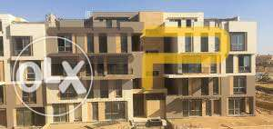 east town sodic 216 sqm apartment plus 123 sqm garden 19AH02 القاهرة الجديدة -  7