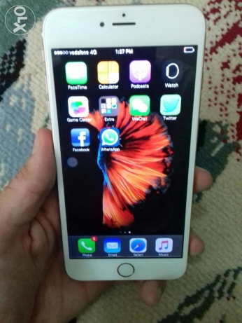 Iphone 6S plus 64G هاى كوبى