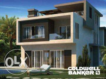 Villa located in 6 October for sale 330 m2, New Giza