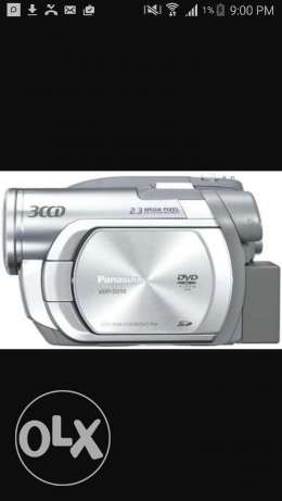 Panasonic VDR-D250 Used Like New Tell me Your Prise