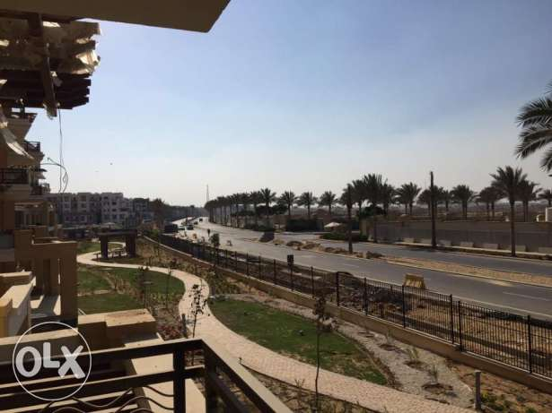 Compound Uptown Cairo Apartment Garden View For Sale