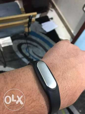 شاومي باند mi band الجيل الأول Xaiomi Band Fitness tracker