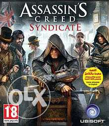 Assassin's Creed syndicate عجمي -  1
