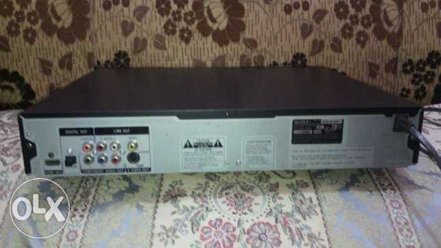 Dvd player sony Dvb-Nc85h