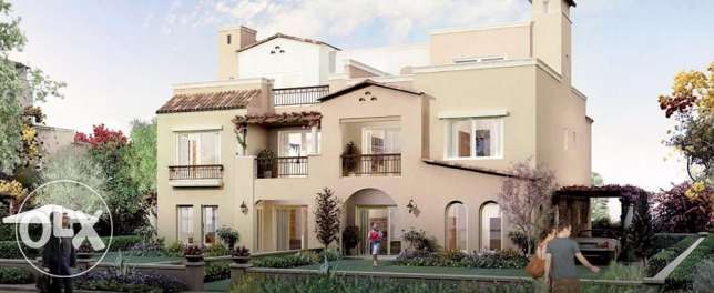 Twin-house located in New Cairo for sale Mivida