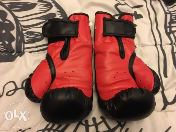 energetics boxing gloves brand new فلمنج -  2