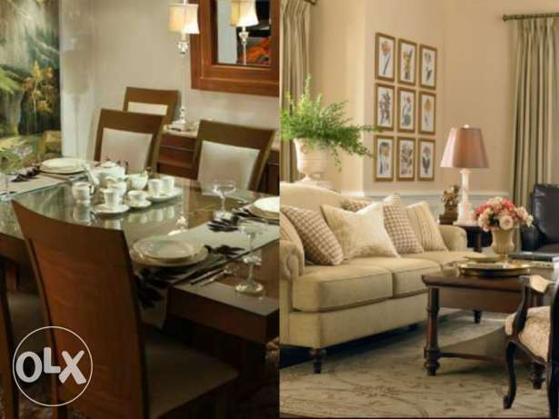 Dining room and Salon for Sale