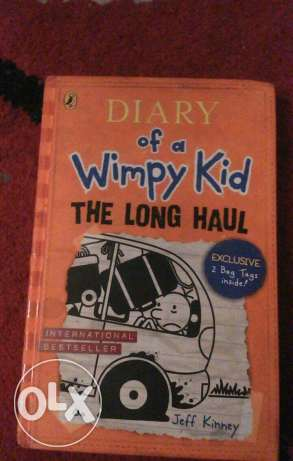 Wimpy kid pack 3 books البساتين -  1