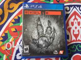 Evolve PS4 PlayStation 4 used