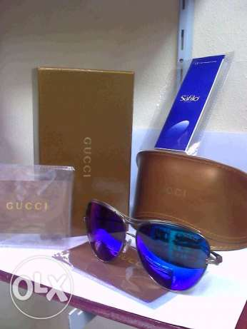 CUCCI Sunglasses Blue