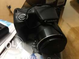 Canon PowerShot SX410 IS 20MP Digital Camera